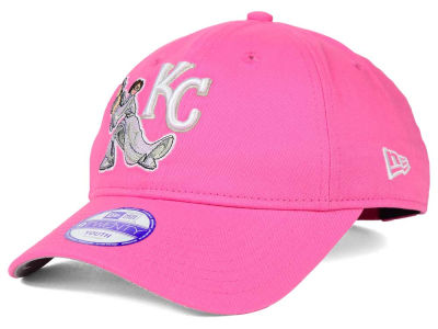 Kansas City Royals Princess Leia New Era MLB Youth Star Wars 9TWENTY Cap
