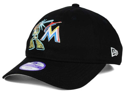 Miami Marlins Luke Skywalker New Era MLB Youth Star Wars 9TWENTY Cap