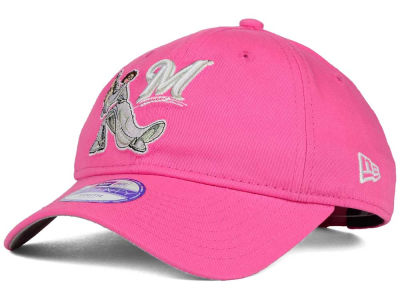 Milwaukee Brewers Princess Leia New Era MLB Youth Star Wars 9TWENTY Cap
