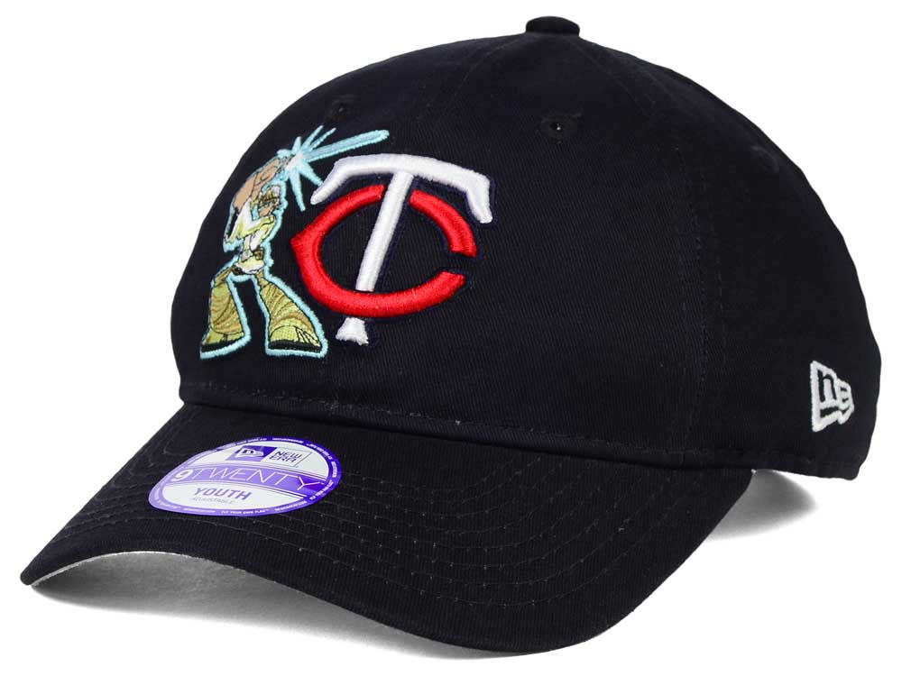 6f768a296fc5c ... spain minnesota twins new era mlb youth star wars 9twenty cap a05c2  88b5f
