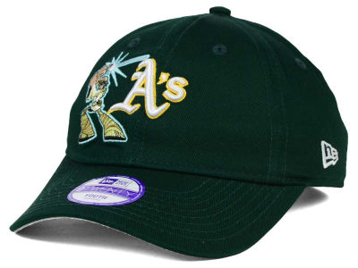 Oakland Athletics Luke Skywalker New Era MLB Youth Star Wars 9TWENTY Cap