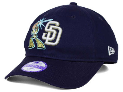 San Diego Padres Luke Skywalker New Era MLB Youth Star Wars 9TWENTY Cap