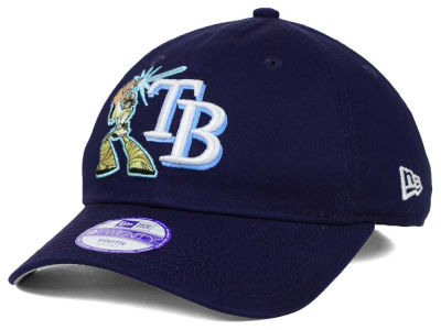 Tampa Bay Rays Luke Skywalker New Era MLB Youth Star Wars 9TWENTY Cap