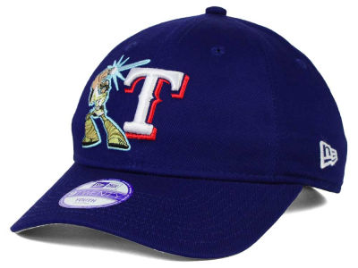 Texas Rangers Luke Skywalker New Era MLB Youth Star Wars 9TWENTY Cap
