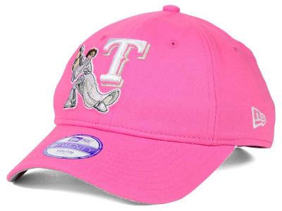 Texas Rangers Princess Leia New Era MLB Youth Star Wars 9TWENTY Cap