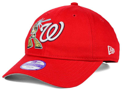 Washington Nationals Luke Skywalker New Era MLB Youth Star Wars 9TWENTY Cap