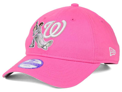 Washington Nationals Princess Leia New Era MLB Youth Star Wars 9TWENTY Cap