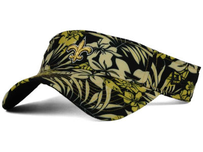 New Orleans Saints New Era NFL Wowie Visor