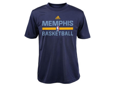 Memphis Grizzlies NBA Youth Practice Wear Graphic T-Shirt