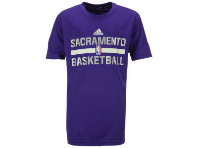 Sacramento Kings NBA Youth Practice Wear Graphic T-Shirt