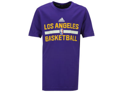 Los Angeles Lakers NBA Youth Practice Wear Graphic T-Shirt