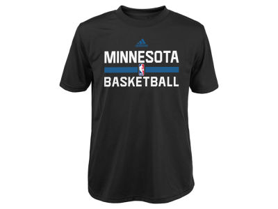Minnesota Timberwolves NBA Youth Practice Wear Graphic T-Shirt