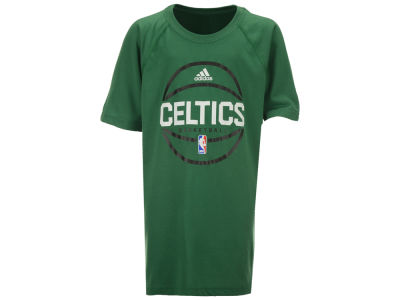 Boston Celtics NBA Youth Practice Wear Ultimate T-Shirt