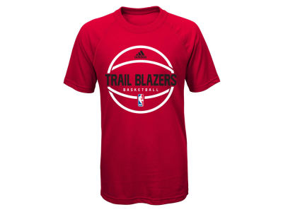 Portland Trail Blazers NBA Youth Practice Wear Ultimate T-Shirt