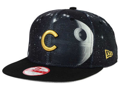 Chicago Cubs Death Star  New Era SW x MLB 9FIFTY Original Fit Snapback Cap
