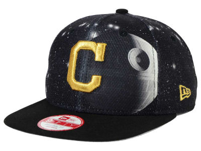 Cleveland Indians Death Star  New Era SW x MLB 9FIFTY Original Fit Snapback Cap