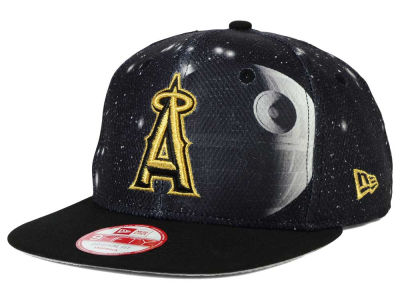Los Angeles Angels Death Star  New Era SW x MLB 9FIFTY Original Fit Snapback Cap