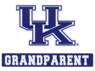 Kentucky Wildcats 4x5 Die Cut Decal