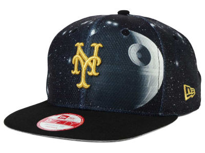 New York Mets Death Star  New Era SW x MLB 9FIFTY Original Fit Snapback Cap