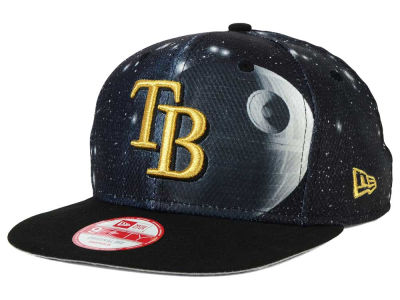 Tampa Bay Rays Death Star  New Era SW x MLB 9FIFTY Original Fit Snapback Cap