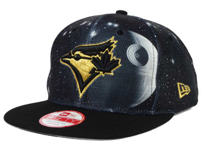 Toronto Blue Jays Death Star  New Era SW x MLB 9FIFTY Original Fit Snapback Cap