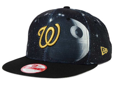 Washington Nationals Death Star  New Era SW x MLB 9FIFTY Original Fit Snapback Cap
