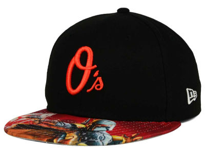Baltimore Orioles New Era MLB x Star Wars Viza Print 59FIFTY Cap