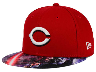 Cincinnati Reds New Era MLB x Star Wars Viza Print 59FIFTY Cap