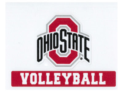 Ohio State Buckeyes 4x5 Die Cut Decal