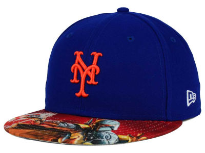 New York Mets New Era MLB x Star Wars Viza Print 59FIFTY Cap