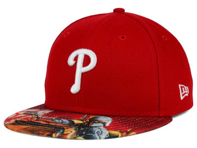 Philadelphia Phillies New Era MLB x Star Wars Viza Print 59FIFTY Cap