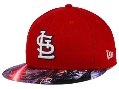 St. Louis Cardinals New Era MLB x Star Wars Viza Print 59FIFTY Cap