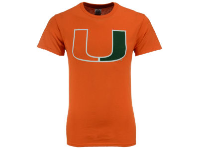 Miami Hurricanes 2 for $28 NCAA Men's Big Logo T-Shirt