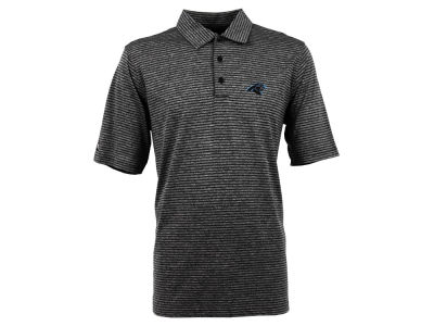 Carolina Panthers NFL Men's Finish Polo Shirt