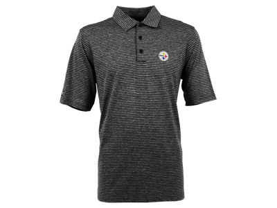 Pittsburgh Steelers NFL Men's Finish Polo Shirt
