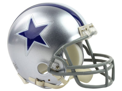 Dallas Cowboys NFL Mini Helmet