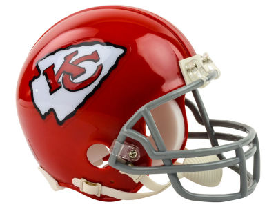 Kansas City Chiefs NFL Mini Helmet