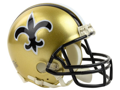 New Orleans Saints NFL Mini Helmet