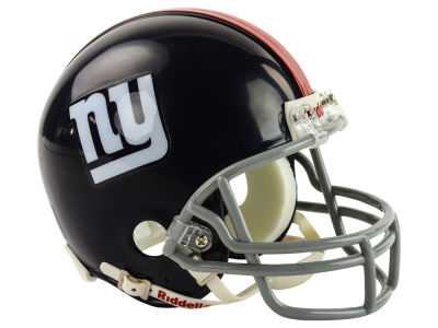 New York Giants NFL Mini Helmet