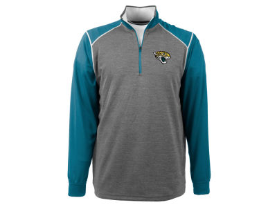 Jacksonville Jaguars NFL Men's Breakdown 1/4 Zip Pullover Shirt