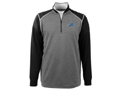 Detroit Lions NFL Men's Breakdown 1/4 Zip Pullover Shirt
