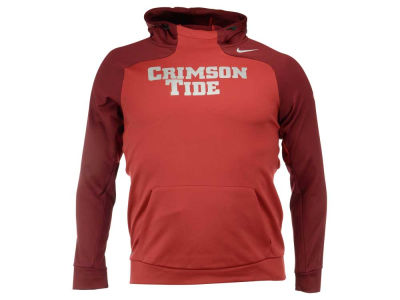 Alabama Crimson Tide Nike NCAA Men's Champ Drive Hyperspeed Hoodie