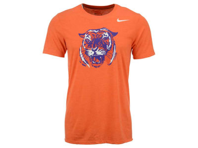 Clemson Tigers Nike NCAA Men's Triblend Logo Plus T-Shirt