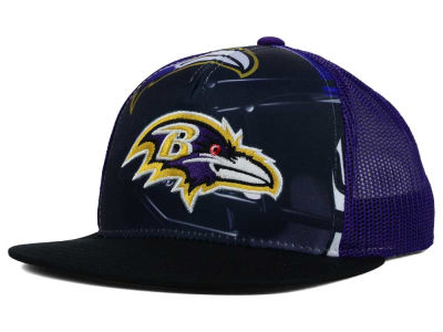 Baltimore Ravens Outerstuff NFL Youth Stealth Snapback Cap