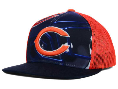 Chicago Bears Outerstuff NFL Youth Stealth Snapback Cap