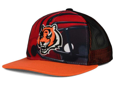 Cincinnati Bengals Outerstuff NFL Youth Stealth Snapback Cap