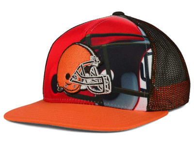 Cleveland Browns Outerstuff NFL Youth Stealth Snapback Cap