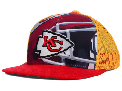 Kansas City Chiefs Outerstuff NFL Youth Stealth Snapback Cap