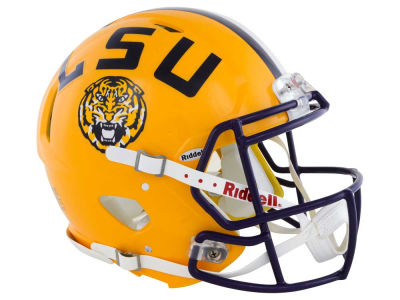 LSU Tigers Speed Authentic Helmet