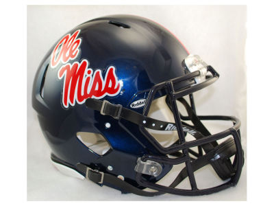 Ole Miss Rebels Speed Authentic Helmet